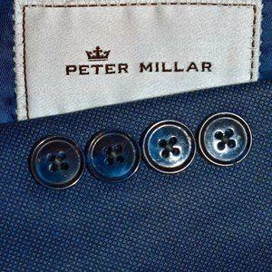 BIG 50R Peter Millar Navy Blue HOPSAK SUIT